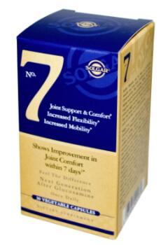Solgar 7 dodaci prehrani zdravlje zglobova